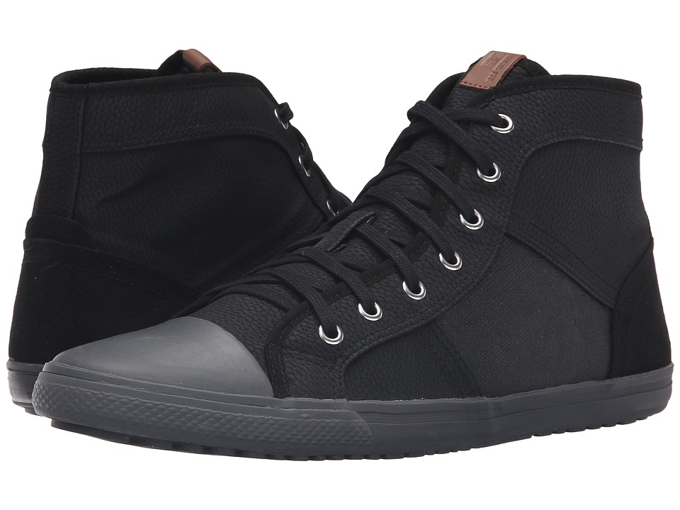 Ben Sherman - Madison Hi (Black) Men's Lace-up Boots
