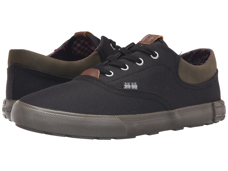 Ben Sherman - Steven (Black) Men's Lace up casual Shoes