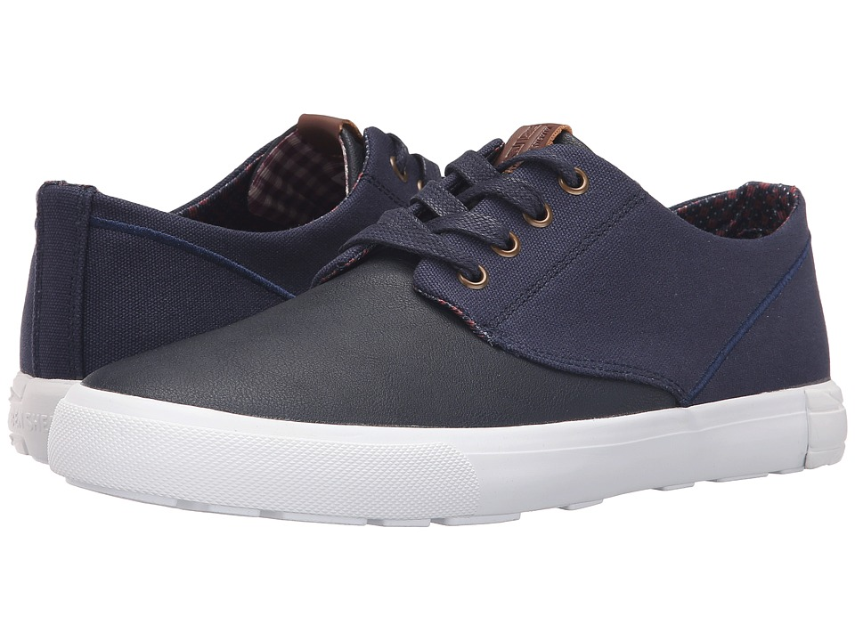 Ben Sherman - Rhett (Navy) Men's Lace up casual Shoes