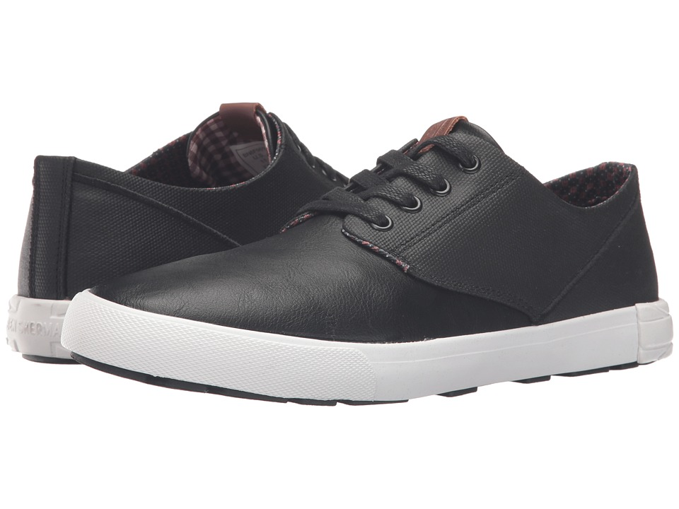 Ben Sherman - Rhett (Black) Men's Lace up casual Shoes