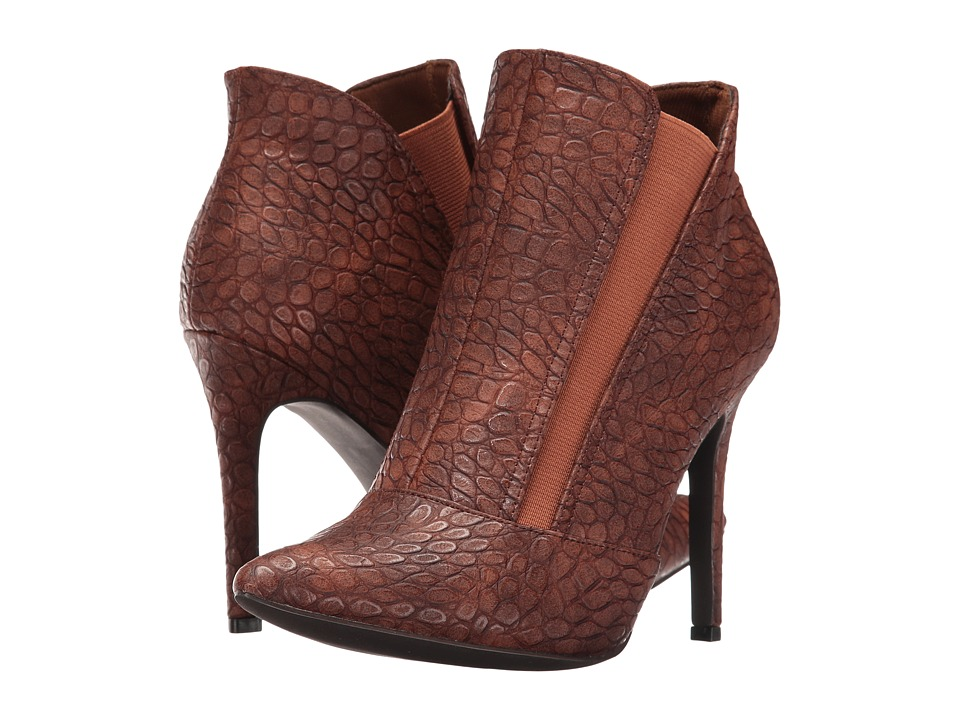 C Label - Ariza-13 (Cognac) Women's Boots