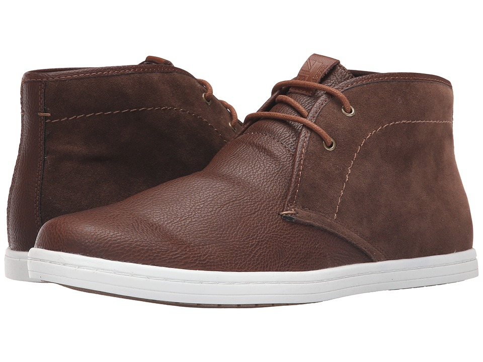 Ben Sherman - Vince (Cognac) Men's Lace-up Boots