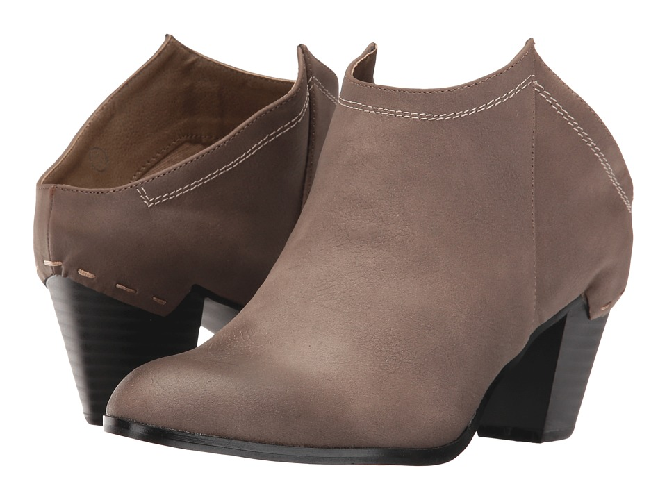 C Label - Elton-6 (Light Taupe) Women's Boots