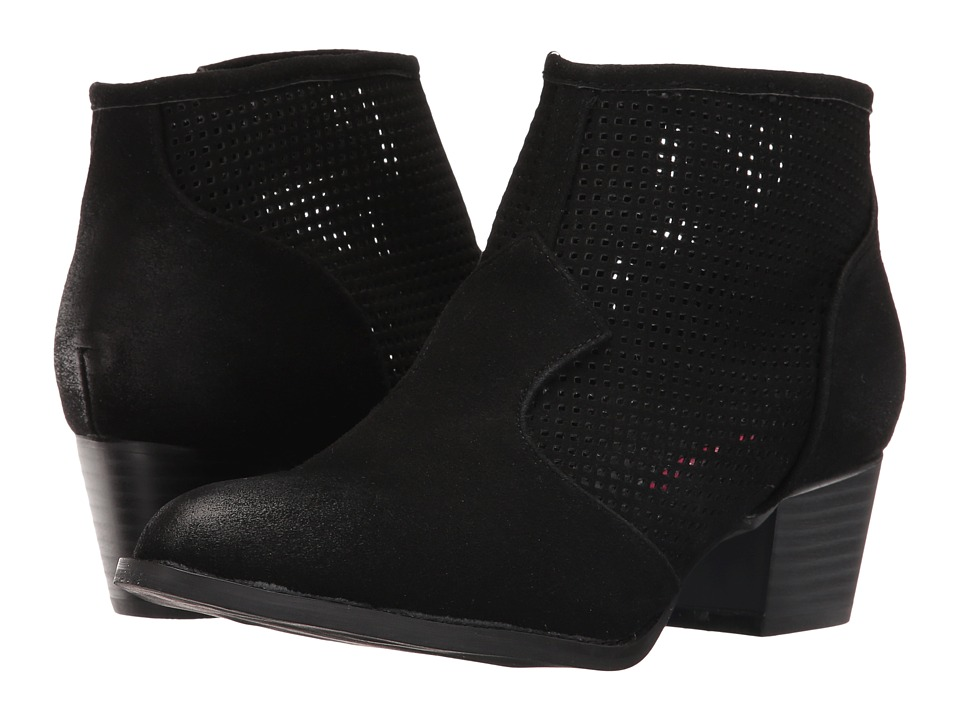 C Label - Hannah-15 (Black) Women's Boots