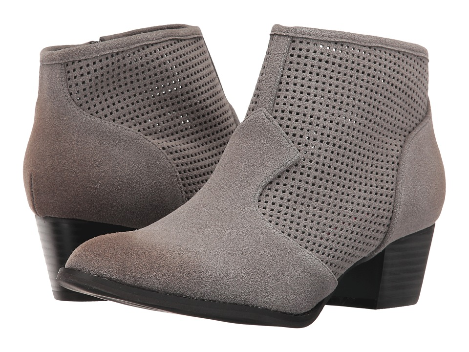 C Label - Hannah-15 (Grey) Women's Boots