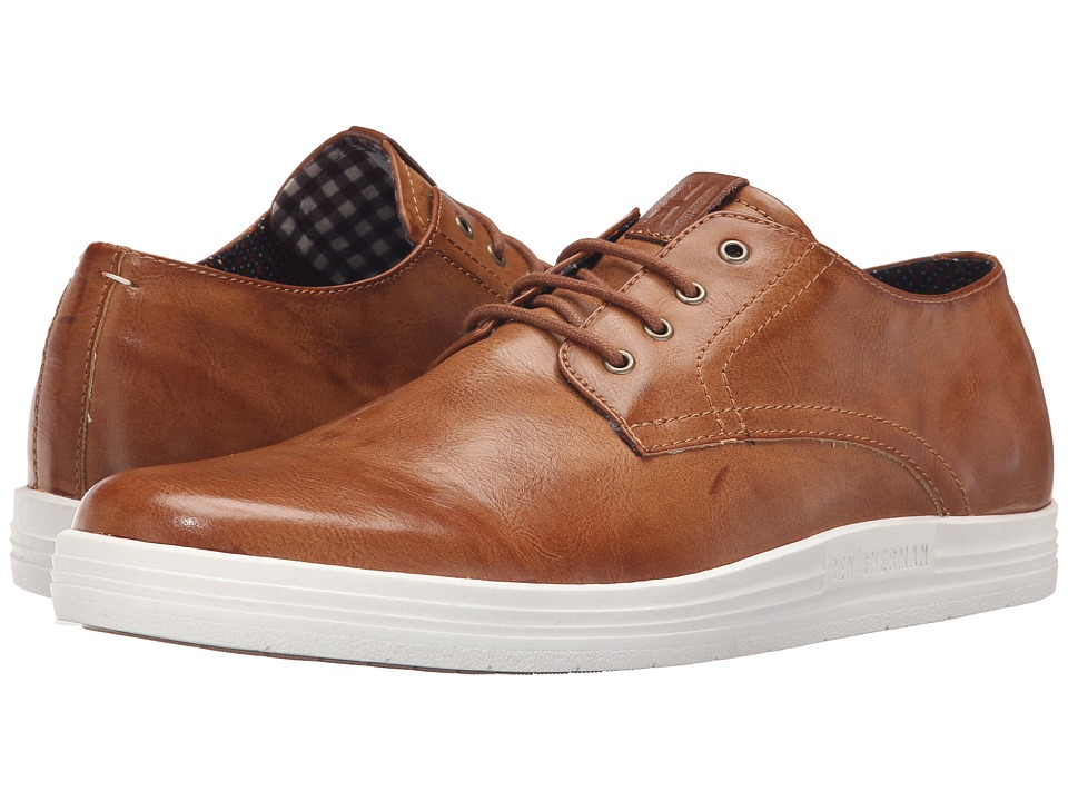 Ben Sherman - Payton (Tan) Men's Lace up casual Shoes