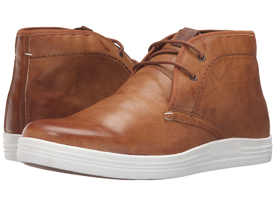 Ben Sherman - Vance (Tan) Men's Lace-up Boots