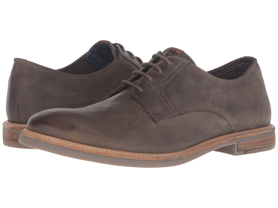 Ben Sherman Birk Plain Toe Distressed (Taupe) Men