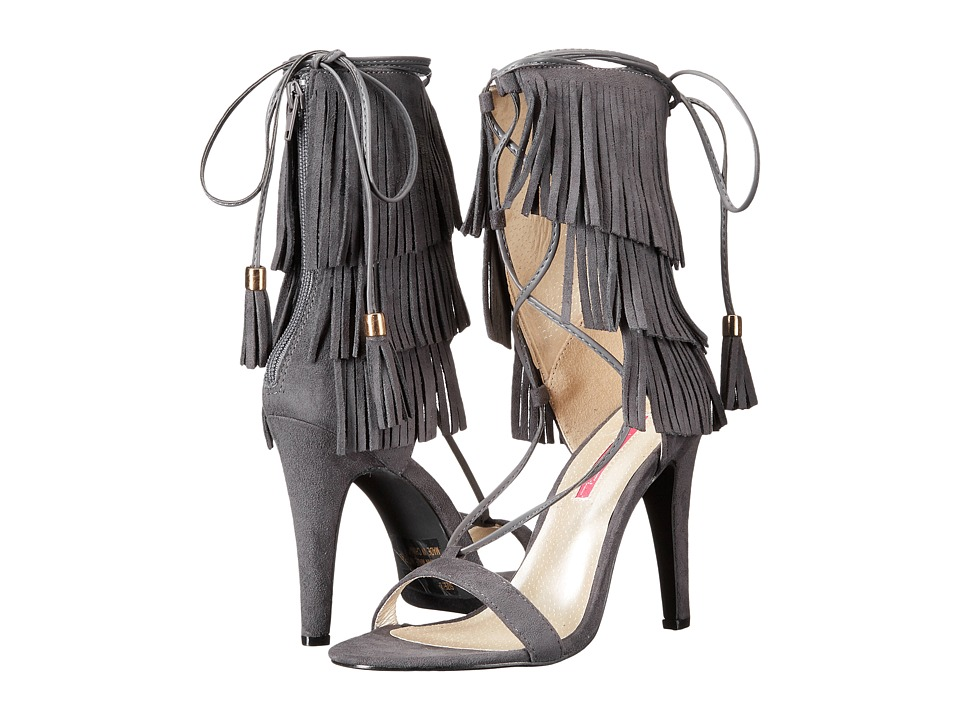 C Label - Detroit-10 (Grey) High Heels