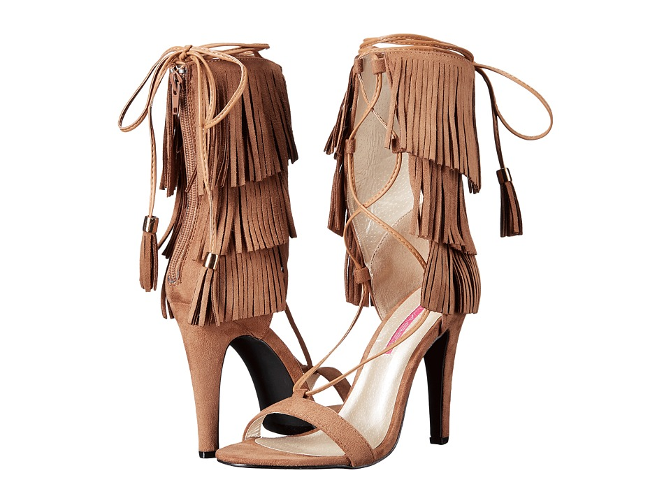 C Label - Detroit-10 (Tan) High Heels