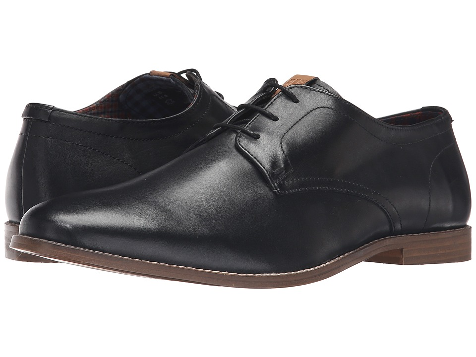 Ben Sherman - Gaston Oxford (Black) Men's Lace up casual Shoes