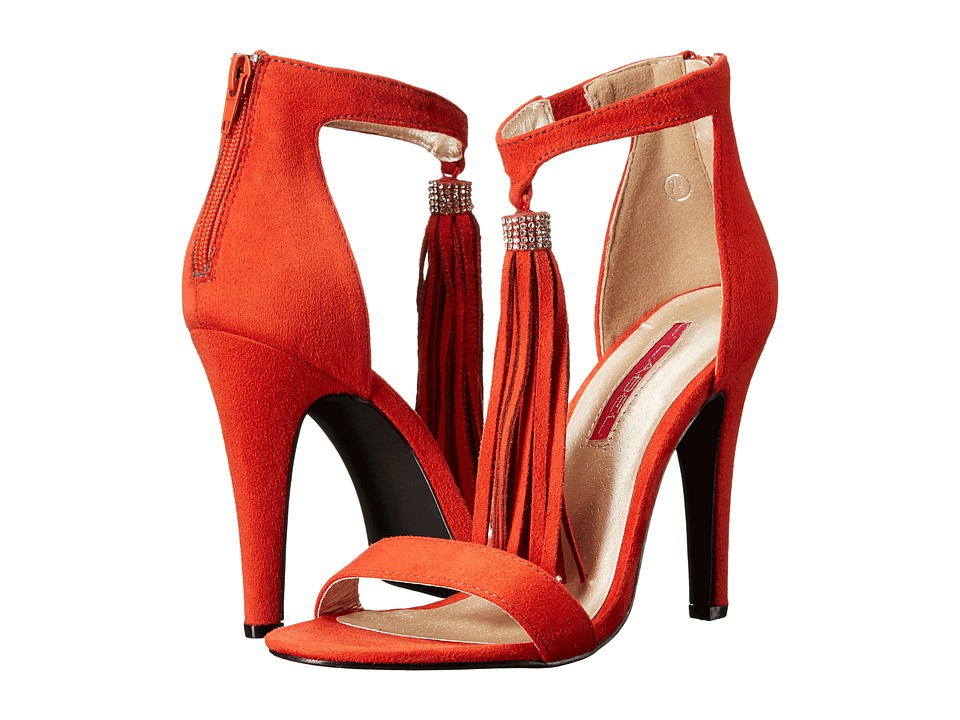 C Label Detroit-14 (Burn Orange) High Heels