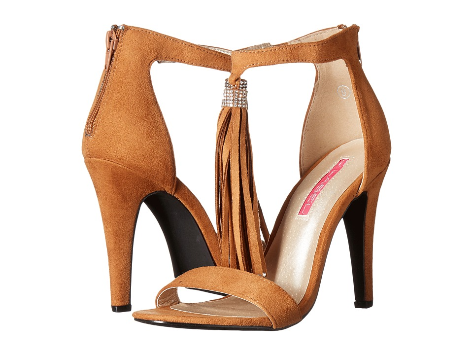 C Label Detroit-14 (Camel) High Heels