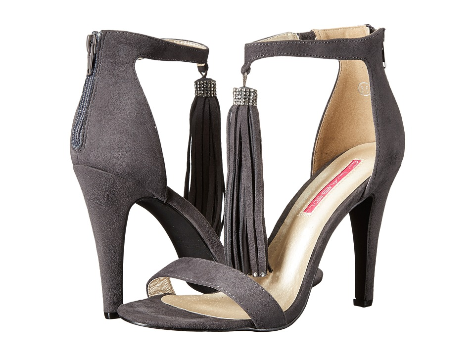 C Label - Detroit-14 (Grey) High Heels