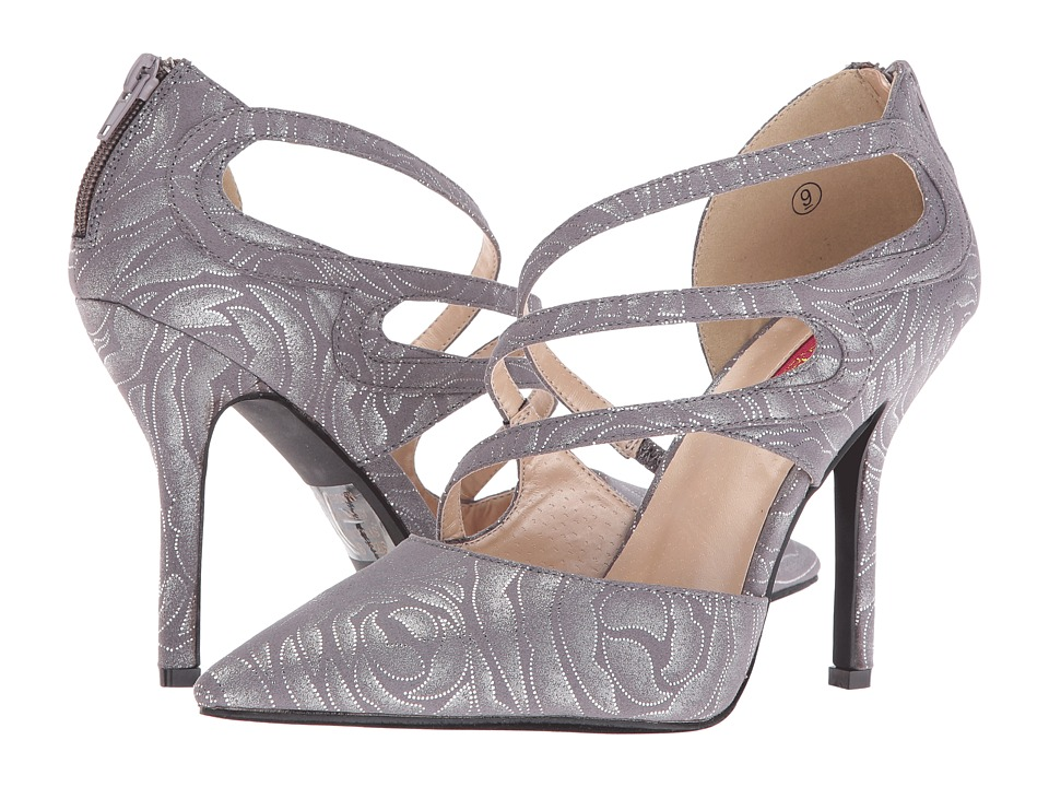 C Label - Luxe-38 (Grey) High Heels
