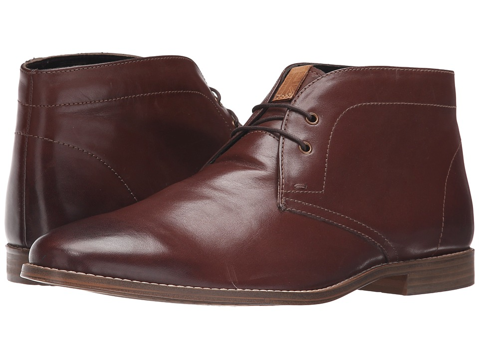 Ben Sherman - Gaston Chukka (Dark Brown) Men's Boots