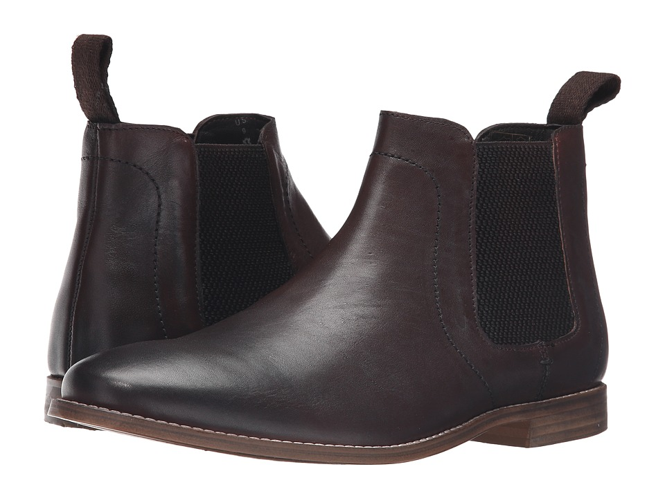 Ben Sherman - Gaston Chelsea (Burgundy) Men's Boots