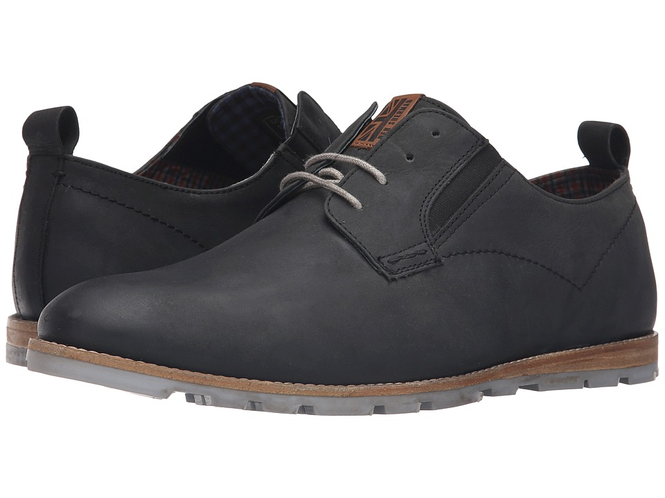 Ben Sherman - Barnett Lug (Black) Men's Lace up casual Shoes
