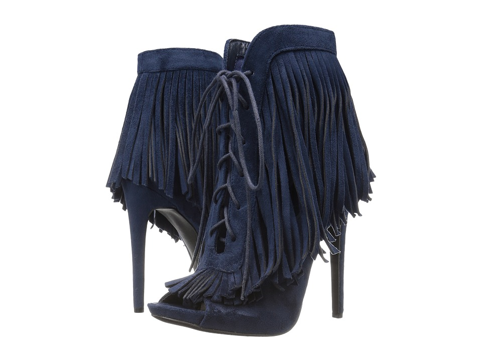 C Label - Napoli-37 (Navy) High Heels