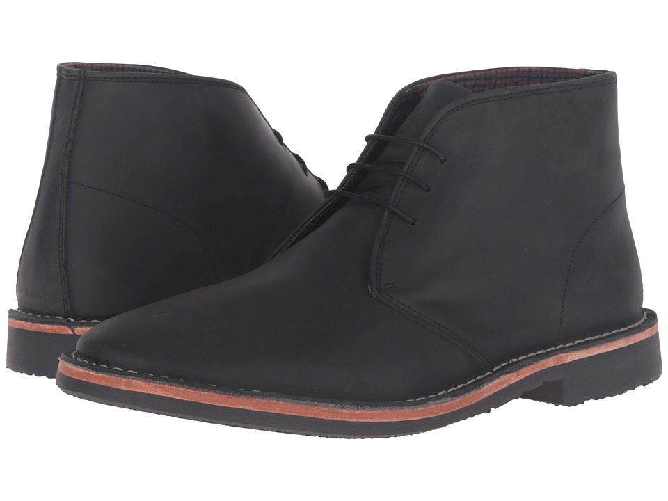 Ben Sherman - Collin Chukka (Black) Men's Lace-up Boots
