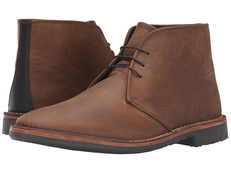 Ben Sherman - Collin Chukka (Brown) Men's Lace-up Boots