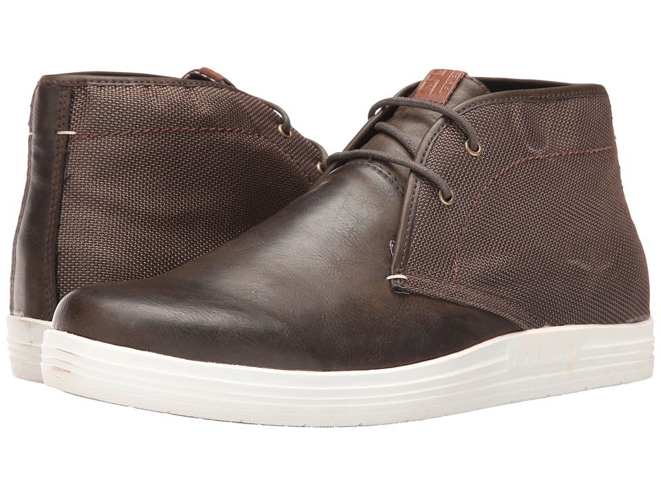 Ben Sherman - Vance (Antique Gold) Men's Lace-up Boots
