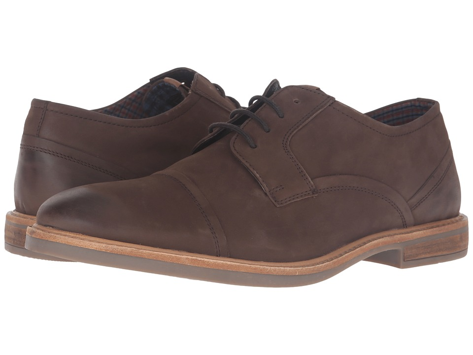 Ben Sherman Luke Cap Toe (Brown) Men