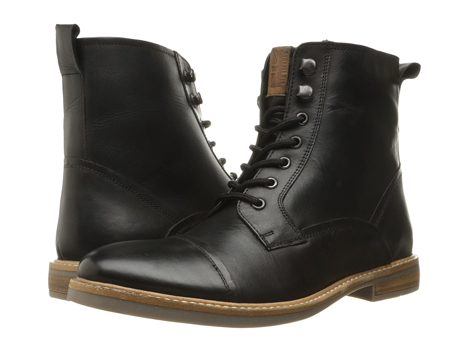Ben Sherman - Luke Boot (Black) Men's Boots