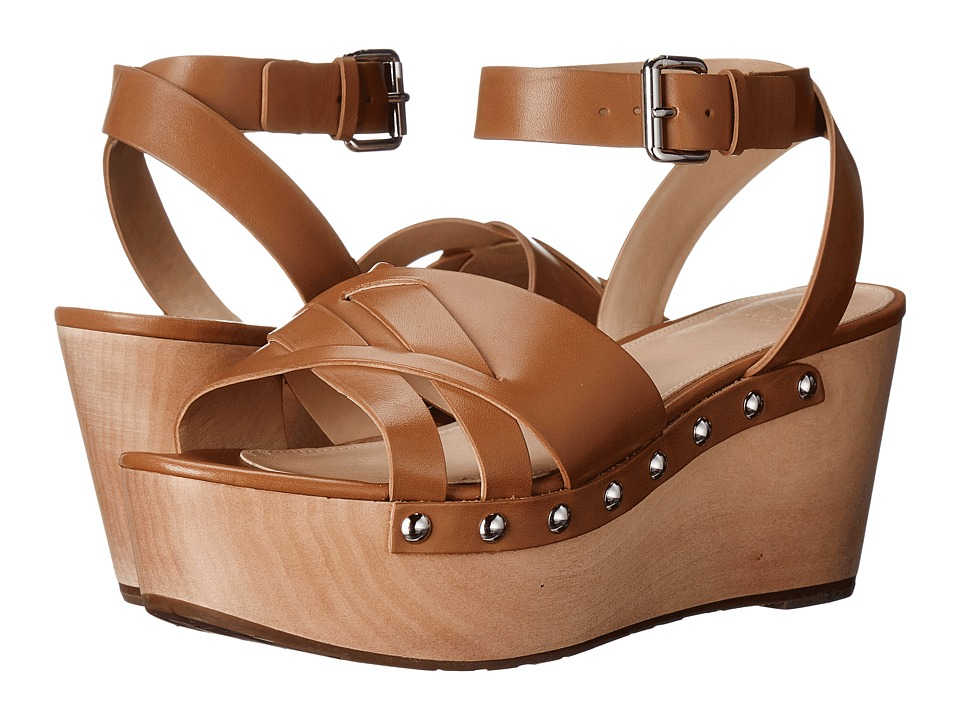 Marc Fisher LTD - Camilla (Luggage) Women's Sandals
