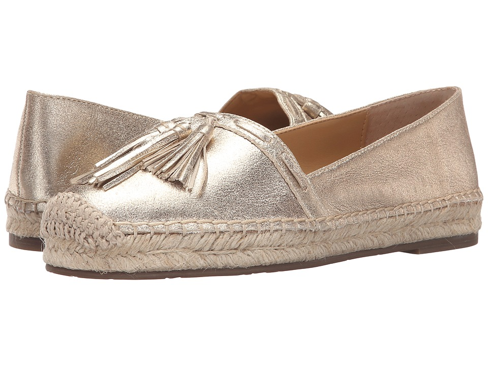 Marc Fisher LTD - Celeste (Gold Suede) Women's Flat Shoes