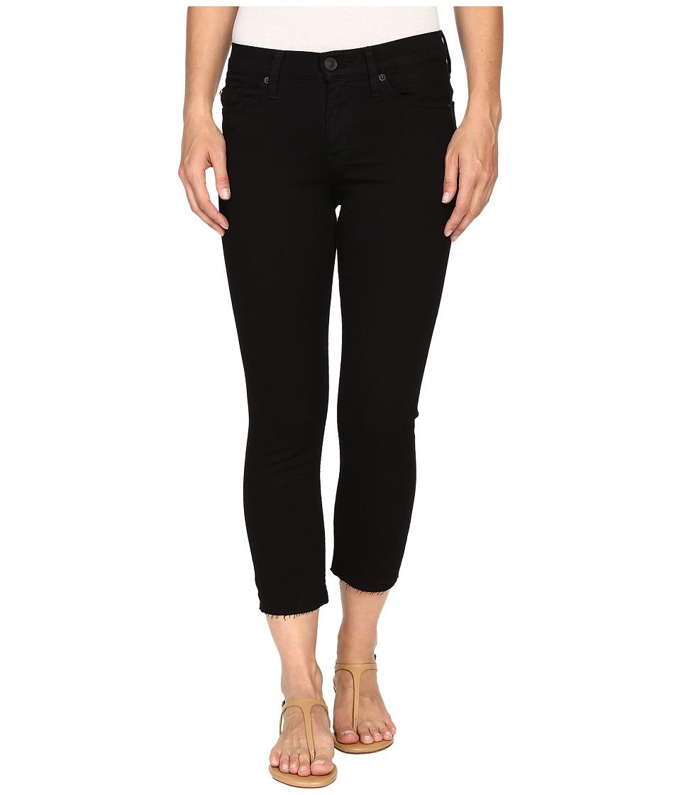 Hudson - Fallon Crop with Raw Hem in Utopian (Utopian) Women's Jeans