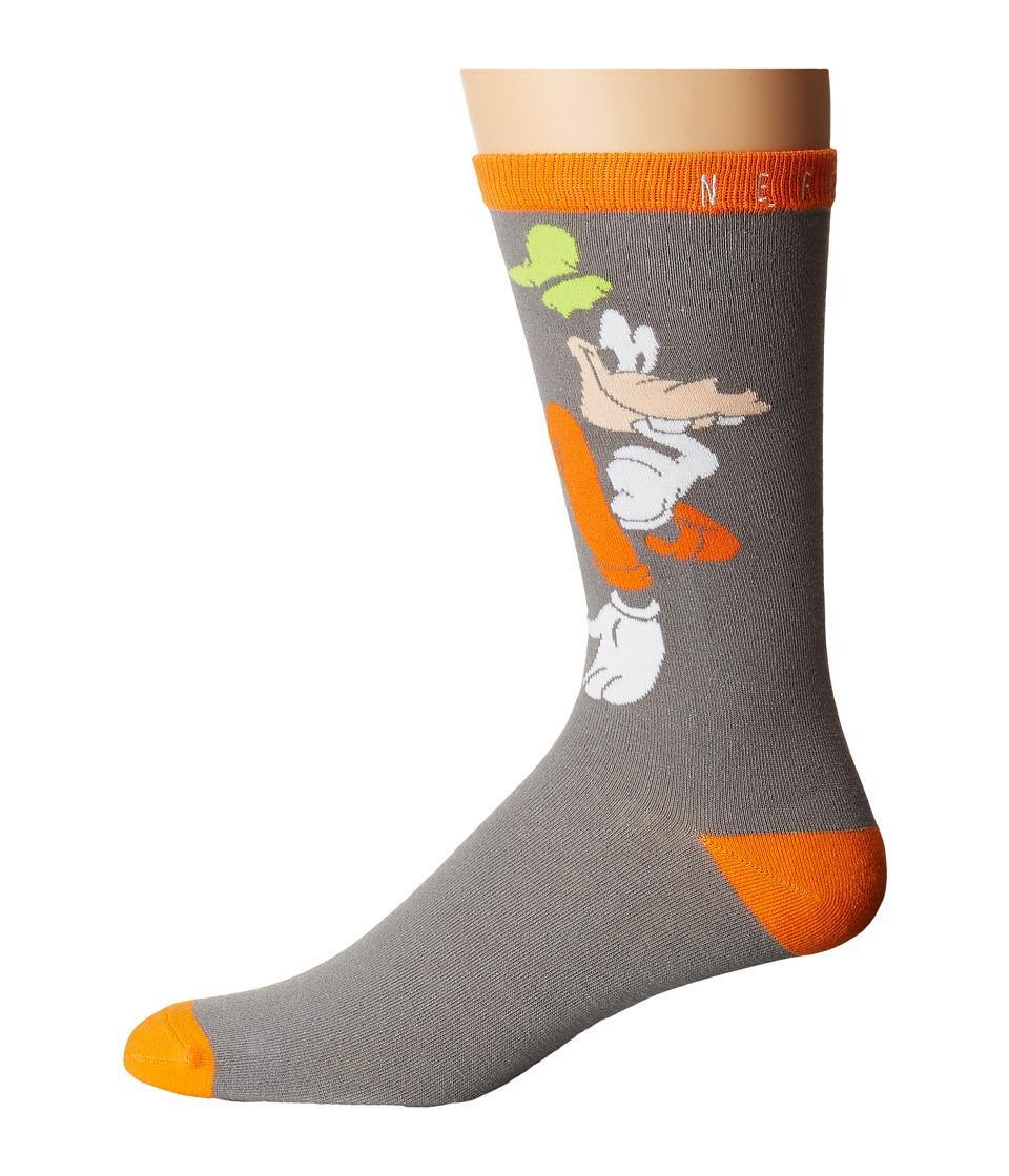 8d2ed4c320d ... UPC 888259724126 product image for Neff - Shy Goofy Sock (Grey Heather)  Men s Crew
