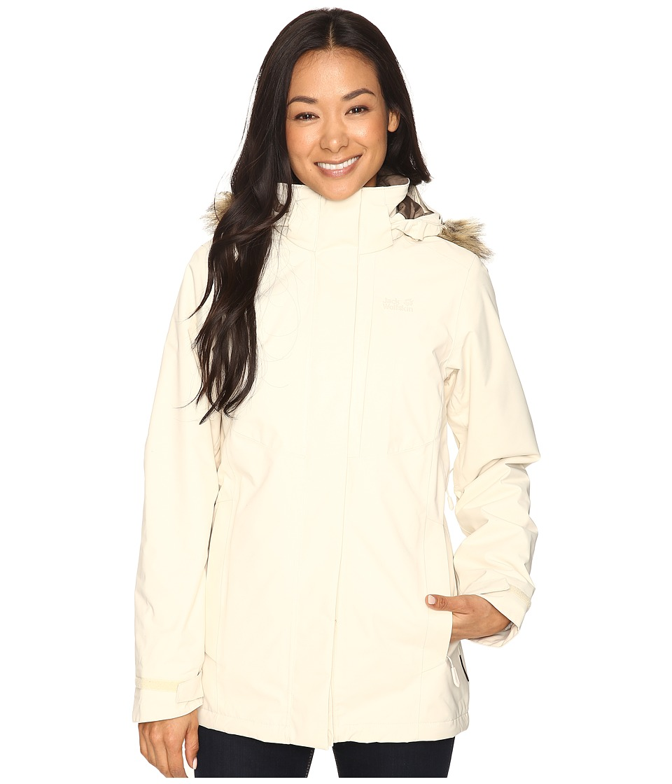 Jack Wolfskin - Arctic Ocean (Birch) Women's Clothing