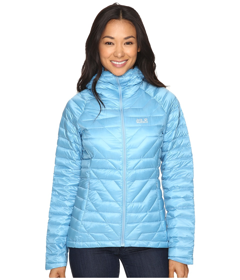 Jack Wolfskin - Argo Supreme (Light Sky) Women's Clothing
