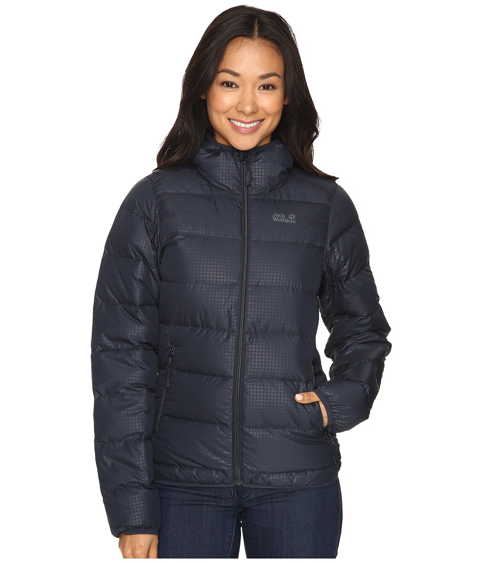 Jack Wolfskin - Helium Stardust (Night Blue) Women's Clothing