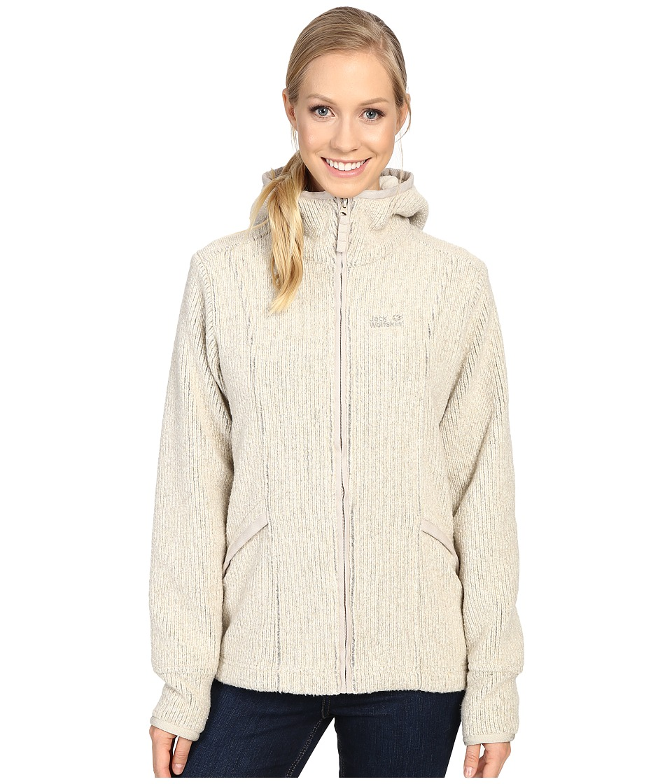 Jack Wolfskin - Milton Jacket (Light Sand) Women's Coat