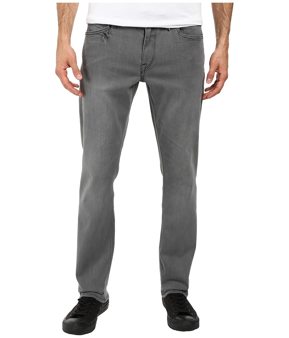 Volcom - Vorta Slim Stretch Denim (Brushed Nickel) Men's Clothing