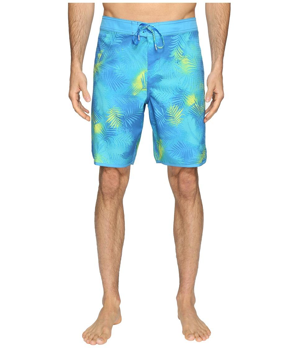 O'Neill - Hyperfreak Napalm Boardshorts (Turquoise) Men's Swimwear