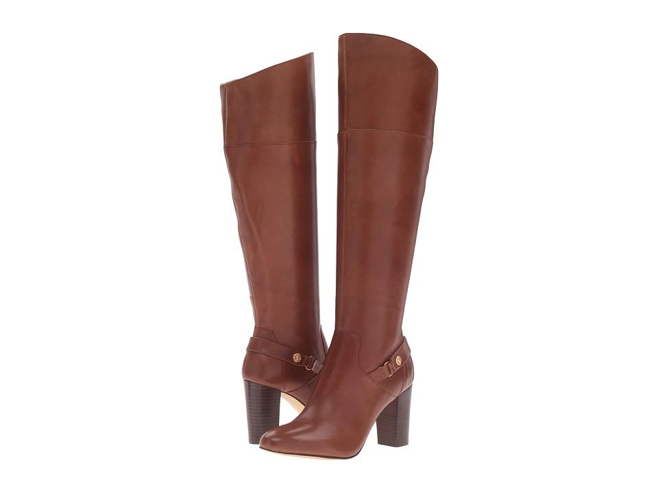 Anne Klein - Nixie (Cognac Leather) Women's Shoes