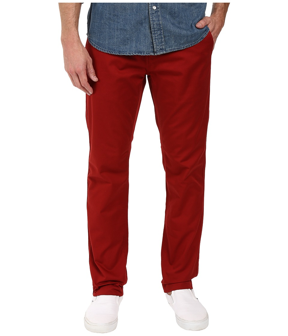 Levi's(r) Mens - 541 Athletic Fit Chino (Sun Dried Tomato Stretch Twill) Men's Casual Pants
