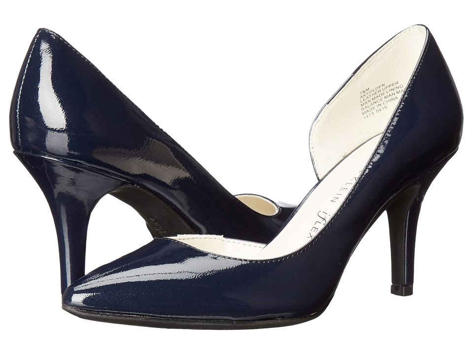 Anne Klein - Yolden (Navy Patent) High Heels