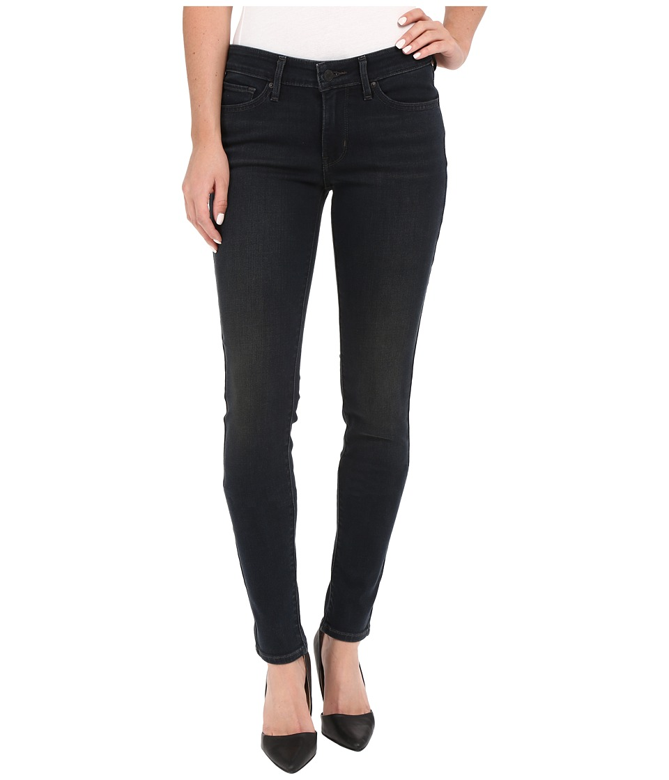 Levi's(r) Womens - 711 Skinny (Night Mist) Women's Jeans