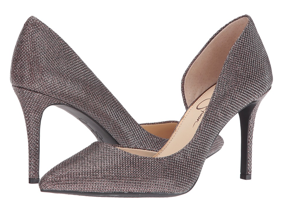 Jessica Simpson - Lacewell (Multi Bronze) High Heels