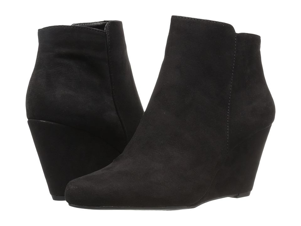Jessica Simpson - Rossie (Black) Women's Shoes