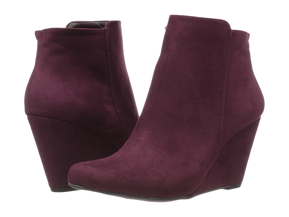 Jessica Simpson - Rossie (Burgundy) Women's Shoes