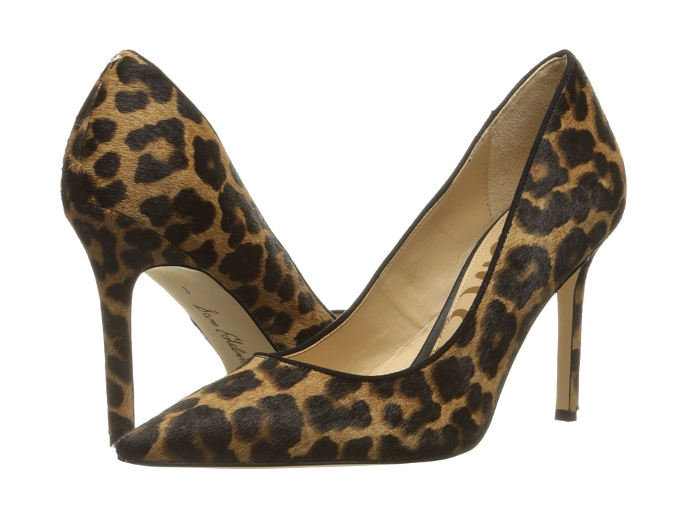 Sam Edelman - Hazel (Brown Sahara Leopard Brahma Hair) Women's Shoes