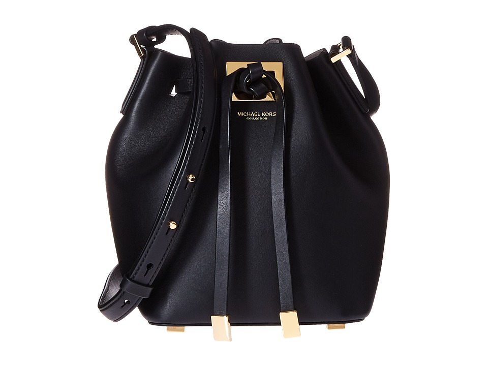 Michael Kors - Miranda Small Bucket (Black) Handbags