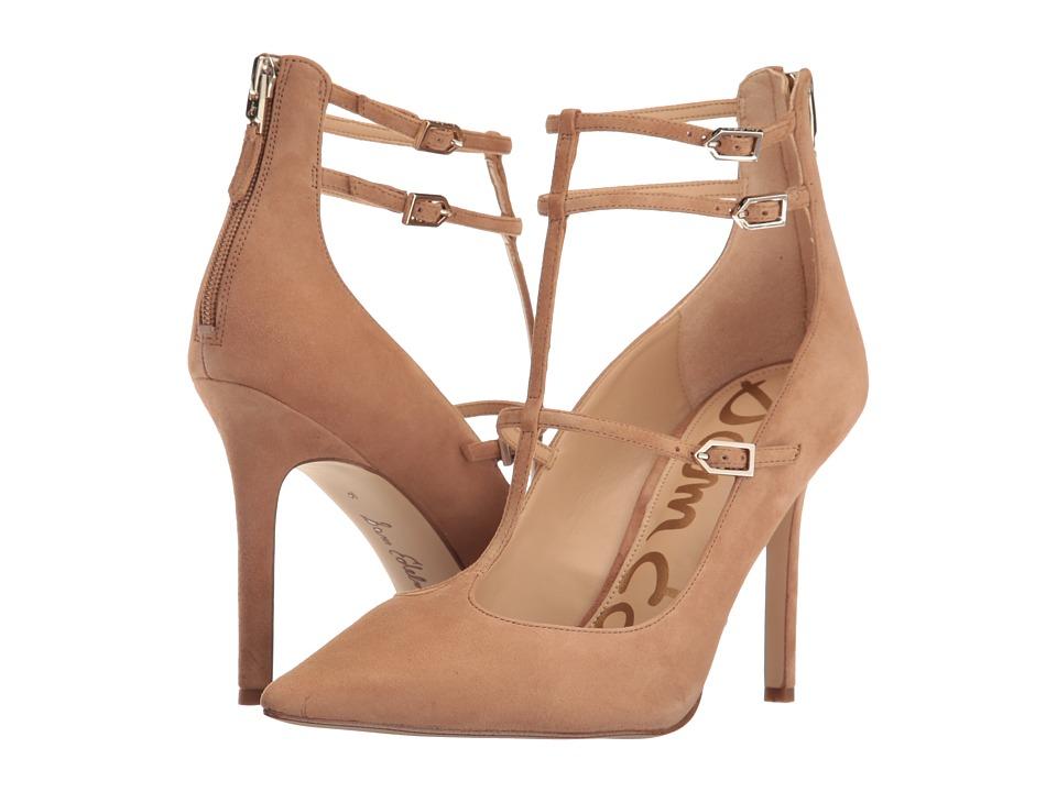 Sam Edelman - Hayes (Golden Caramel Kid Suede Leather) Women's Shoes