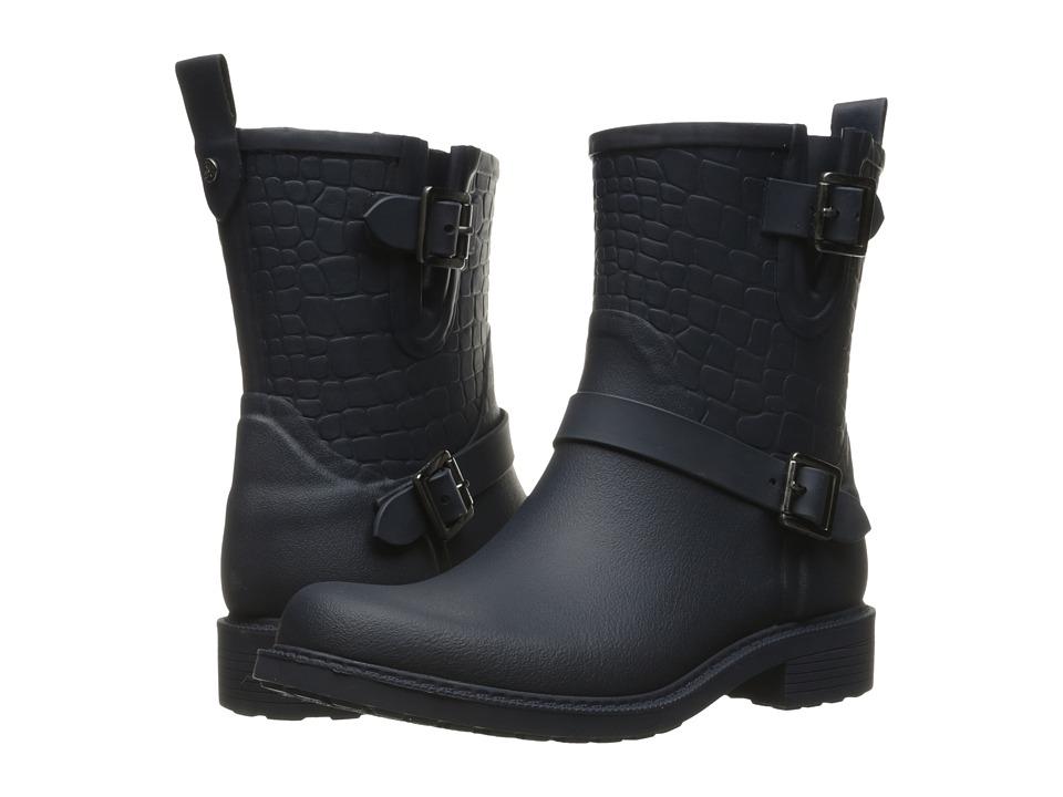 Sam Edelman - Keigan (Eclipse Navy/Black Rubber) Women's Shoes