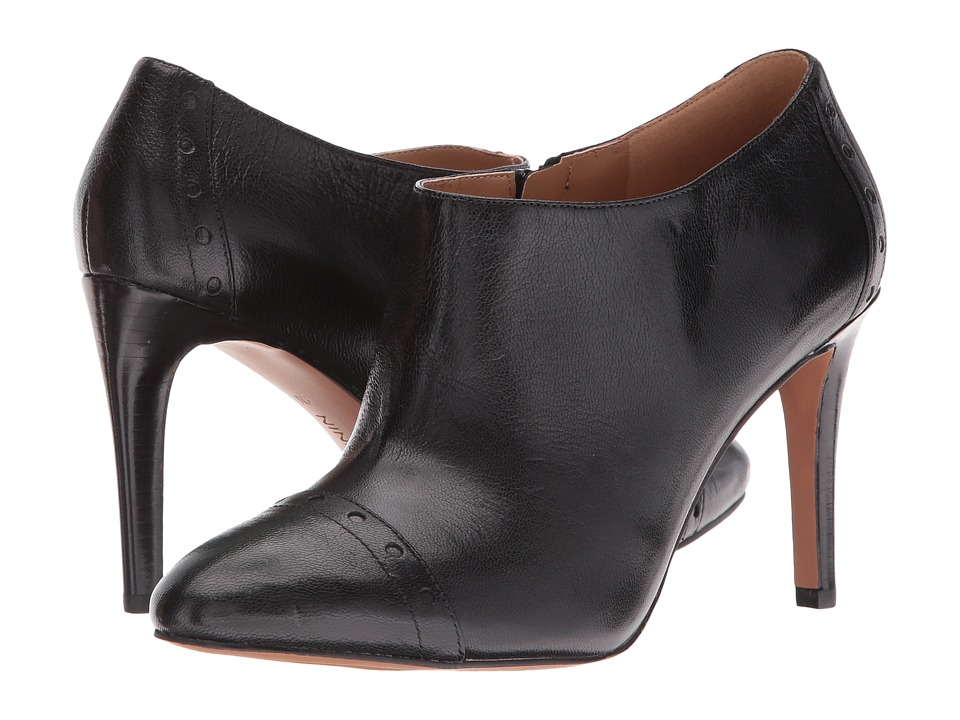 Nine West - Phyllis (Black Leather) Women's Shoes